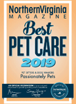 Best Pet Care Provider Northern Virginia Magazine